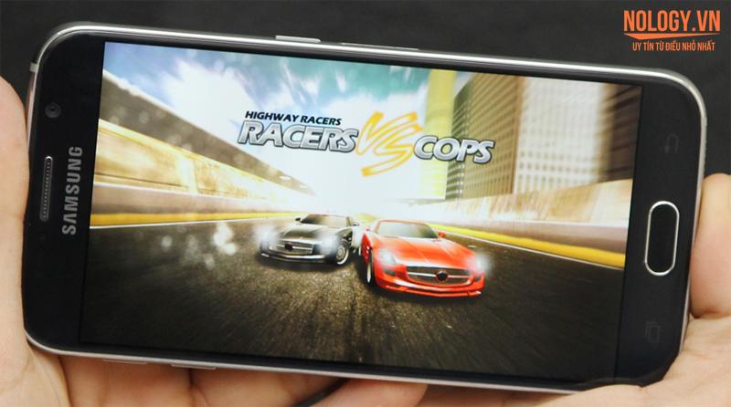Hình ảnh chiếc Galaxy S6 cũ tại nology