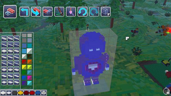 樂高世界 (LEGO Worlds) 鋼鐵俠製作教學