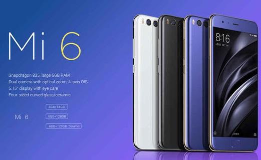 How to Flash Stock Rom on Xiaomi Mi 6