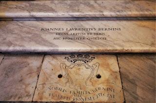 ベルニーニのお墓