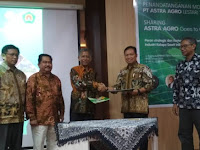 Instiper Yogya dan PT AAL  TBK Kerjasama Pengembangan Industri Sawit