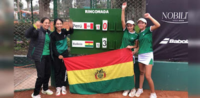 Selección femenina de tenis