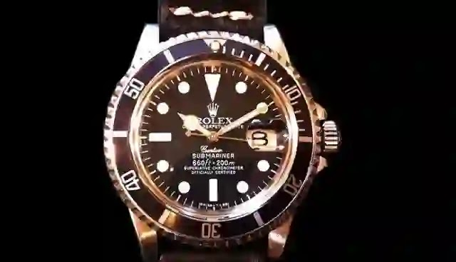 The SubMariner for Cartier