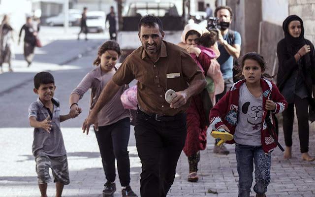 Τουρκία: Εχουμε ευθύνη για τους κρατούμενους τζιχαντιστές μόνο στη «ζώνη ασφαλείας»