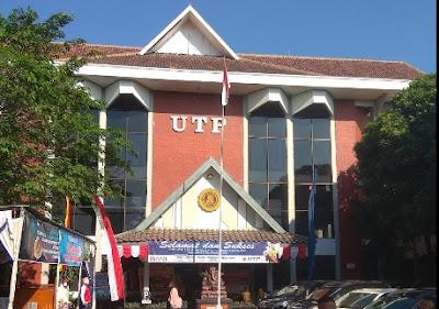 Kampus UTP tentang universitas swasta terbaik di solo