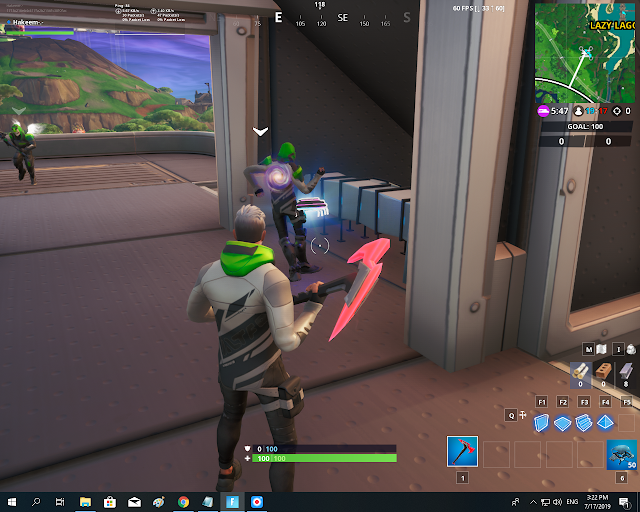 Accessible with the Vendentta outfit at the northern most Sky Platform FORTBYTE Mission #38