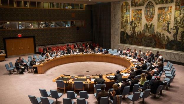 روسيا تعرقل بيانا في مجلس الأمن حول سورية حاول تشويه الأوضاع في إدلب