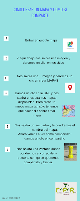Informática Senior: COMO CREAR UN MAPA Y COMO SE COMPARTE on google maps app, google maps texas, google search, google maps icon, google maps united states, google chrome, google maps florida, google homepage, google maps europe, google maps logo, google maps murder, google maps funny, google mapquest,