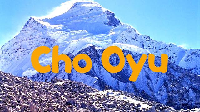 cho oyu mountain