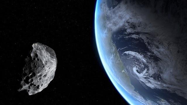 Asteroide del tamaño de la Gran Pirámide de Guiza se acerca a la Tierra