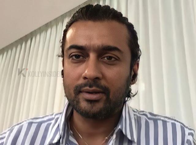 Suriya reveals his upcoming projects after 'Soorarai Pottru'