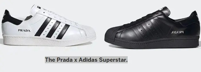 Discover the Prada x Adidas Superstar shoe 2020