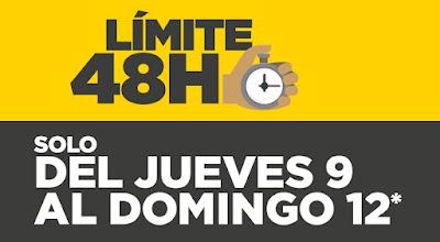 Top 10 ofertas Límite 48 horas (II) de El Corte Inglés