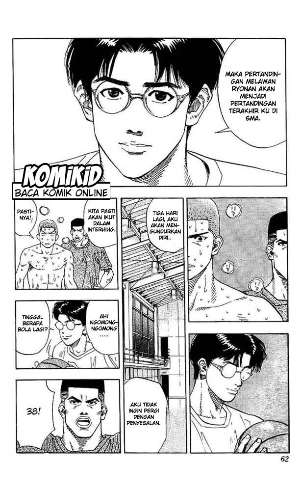 slam dunk manga interhigh
