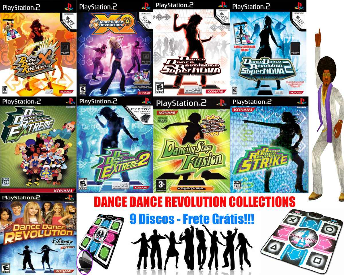 DDR Collection PS2 Torrent