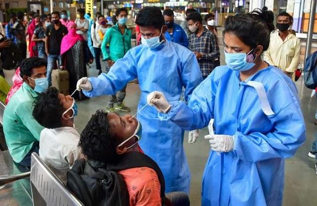 How India Crossed the Stony Milestone of 2 lakhs Covid-19 Deaths