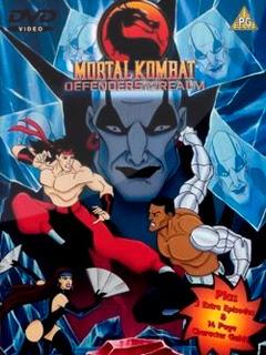 Assistir Mortal Kombat: Defensores Da Terra Online