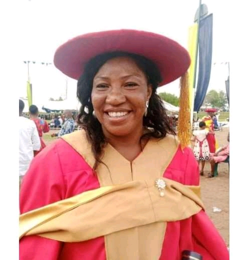 Meet UNICAL overall best doctorate graduand with 5/5 CGPA