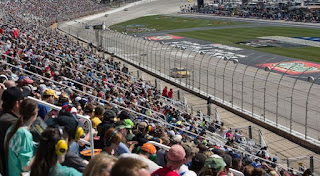 Ten Reasons To Be At Atlanta Motor Speedway This Weekend! #NASCAR