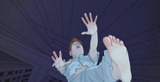 ما هو تفسير شلل النوم (الجاثوم) والشعور بالسقوط أثناء النوم (النفضة النومية)؟ هل حدث معك ذلك ؟