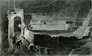 Александр Дюма. Воды Экса. Римские термы