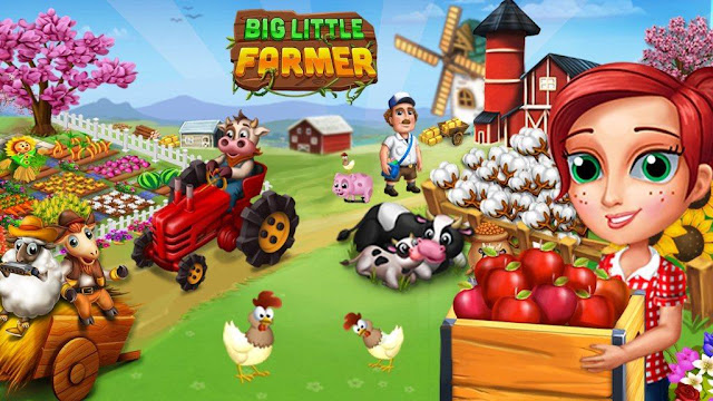 Game Big Little Farmer