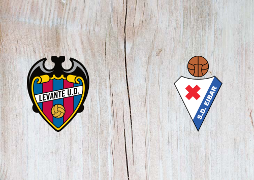 Levante vs Eibar -Highlights 10 January 2021
