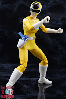 Power Rangers Lightning Collection In Space Yellow Ranger 14