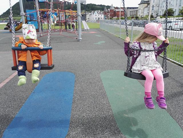 Irlannin leikkipaikat / hyvä matkakohde lapsille