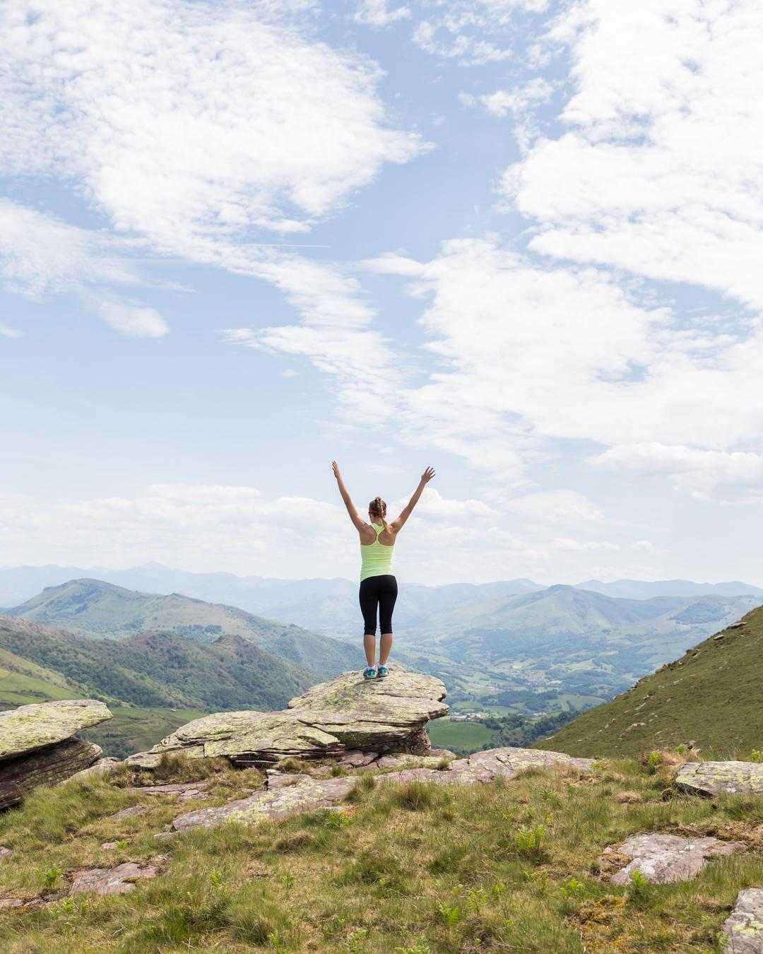 blog sport montagne randonnée trail running