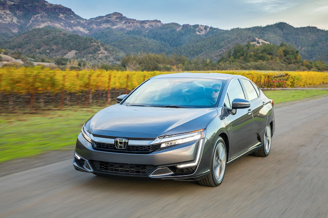 2021 Honda Clarity Review