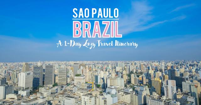 Sao Paulo Travel Itinerary