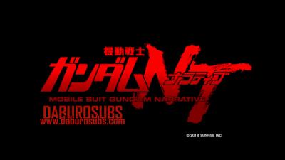 Mobile Suit Gundam Narrative Subtitle Indonesia