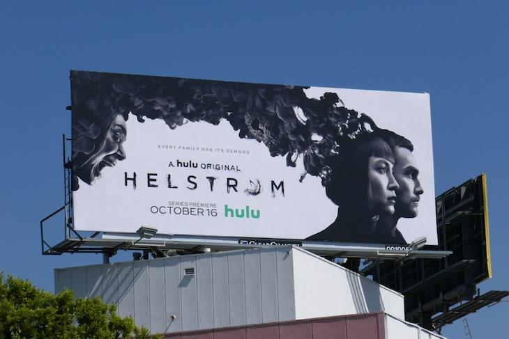 Helstrom series premiere billboard