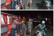 Rutin Pantau Pos C19, Kumtua Tulandi Harap Warga Patuhi Prokes