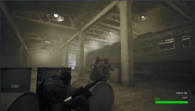 COVID-20 Steam Game