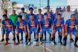 Riachuelo goleia Granada e garante vaga na semifinal da Copa Verão de Futsal