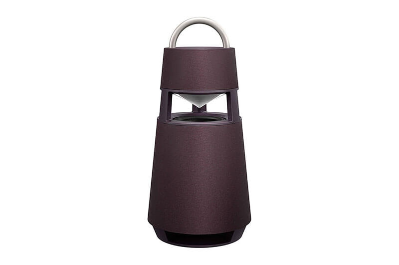 LG announced XBoom 360 RP4, A portable speaker that works as a lantern too