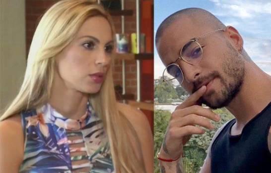 Presentadora de TV asegura que Maluma la obligó a participar en un ...