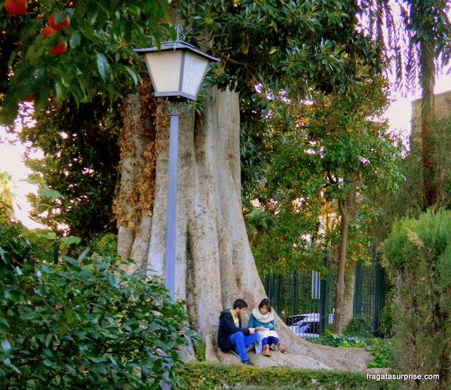 Jardins de Murillo, Sevilha