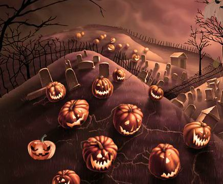 Games2Rule Spooky Halloween Village Escape