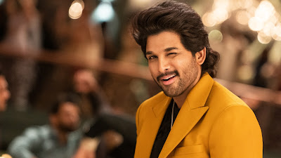 Allu Arjun HD Wallpaper