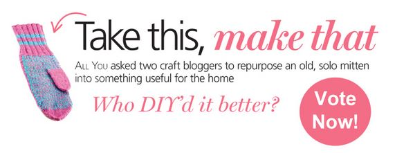 DIY Home Decor Craft for All You Magazine - BirdsParty.com