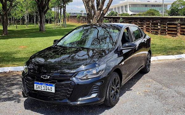Novo Chevrolet Onix Plus 2022
