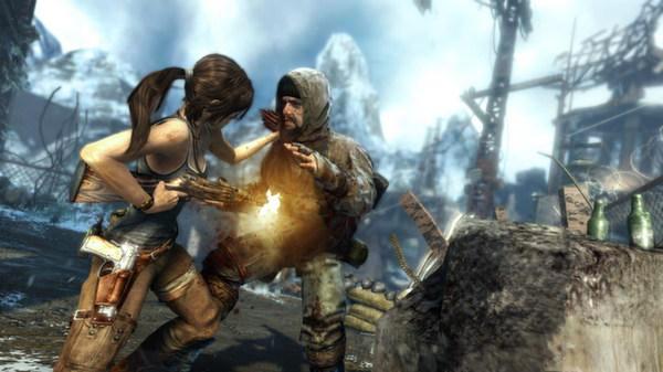 تحميل لعبة Tomb Raider 2013 مع اللغة العربية