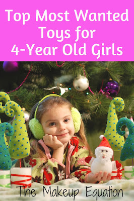 Top Most Wanted Toys for 4 Year Old Girls