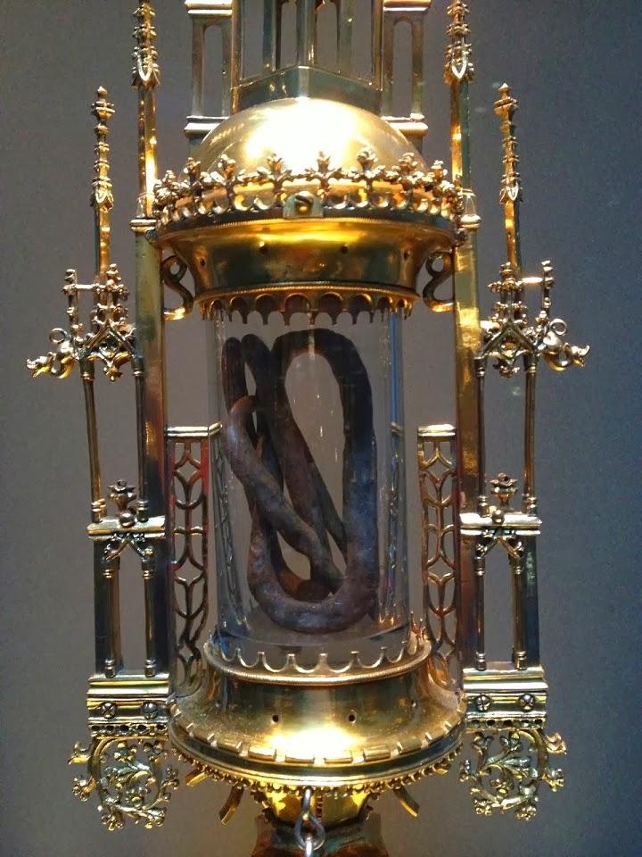 Οι αλυσίδες του Αποστόλου Πέτρου http://leipsanothiki.blogspot.be/