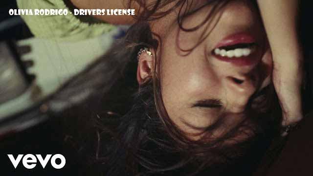 Drivers License Song Lyrics - Olivia Rodrigo