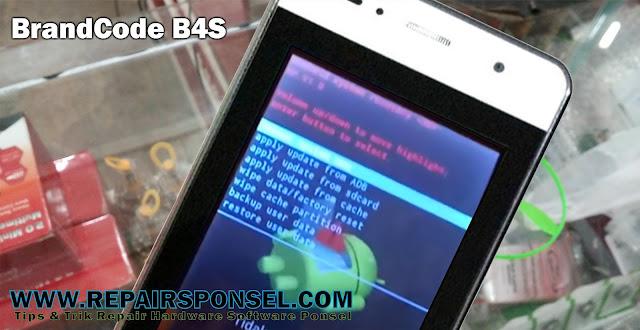 Hard Reset BrandCode B4S Tested 100% sukses