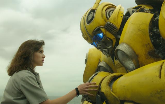 Bumblebee, Trailer